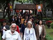 Vietnam recibe a más de cuatro millones de visitantes foráneos en primer trimestre