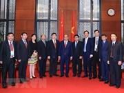 Premier de Vietnam aboga por fortalecer la cooperación interlocal con China
