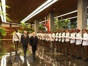 Secretario general de PCV envía carta de agradecimiento a Raúl Castro
