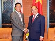 Vietnam desea impulsar cooperación con Myanmar por paz y prosperidad