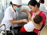 Inician uso oficial de vacuna mixta contra sarampión y rubéola elaborada por Vietnam
