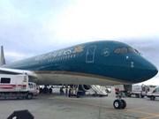 Avión de Vietnam Airlines aterriza de emergencia para salvar a un pasajero