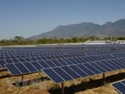 Empresa alemana invertirá en proyectos de energía solar en Hau Giang