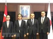 Turquía invita a inversores vietnamitas a sus zonas económicas