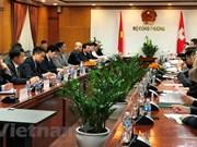 Vietnam y Suiza impulsan cooperación en energía limpia