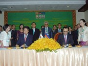 Sudcorea proporciona préstamo para desarrollo de sistemas de alcantarillado en Camboya