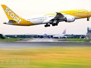 Avión de Scoot regresa a Singapur tras amenaza de bomba