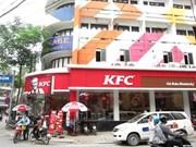 La franquicia hace que mercado minorista de Vietnam sea más atractivo