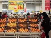 Vietnam por ingresar 10 mil millones de dólares por exportaciones de frutas