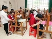 Amplían oportunidades de  empleos para discapacitados vietnamitas