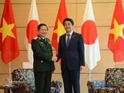 Vietnam y Japón fortalecen nexos en defensa