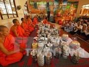 Ciudad Ho Chi Minh celebra fiestas tradicionales de Camboya, Myanmar, Laos y Tailandia