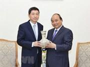 Premier vietnamita destaca fructíferas relaciones con Sudcorea