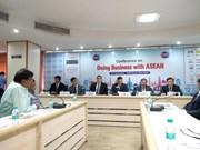 ASEAN presenta oportunidades de cooperación comercial con India