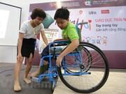 UNICEF comparte experiencias en Vietnam para inserción de niños discapacitados a la sociedad