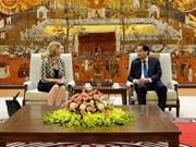 Hanoi aspira a cooperar con Nueva Zelanda en construcción de ciudad inteligente
