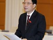 Diputados vietnamitas escrutinan borrador de Ley de Cultivo