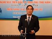 Provincia vietnamita de Phu Tho presenta sus potencialidades ante empresas de Japón