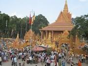 Celebran comunidades de khmeres vietnamitas Festival tradicional de Chol Chnam Thmay