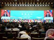 Indonesia y China firman contratos valorados en 23 mil millones de dólares