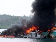 Indonesia detiene 26 barcos por pesca ilegal en lo que va de año