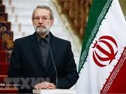 Presidente del Parlamento de Irán inicia visita a Vietnam