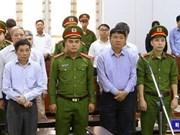 Dinh La Thang apela contra la decisión del tribunal por violaciones en Oceanbank