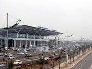 Aplican en aeropuerto Noi Bai sistema de control de mercancías automatizado