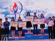 Alumna vietnamita gana beca de estudio en Australia
