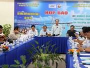 Vietnam acogerá torneo asiático de voleibol de playa 2018