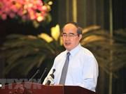 Ciudad Ho Chi Minh alcanza alentadores resultados socioeconómicos en primer trimestre de 2018