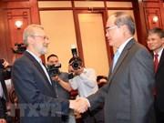 Ciudad Ho Chi Minh dispuesta a promover cooperación con Irán