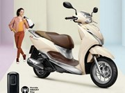 Vietnam registra leve aumento en venta de motocicletas a inicios del año