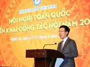 Urgen a la prensa vietnamita a renovarse y ser más dinámica