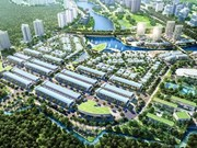 Ciudad verde Ecopark: el mejor zona urbana en Vietnam