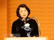 Vicepresidenta vietnamita asistirá a Cumbre Global de Mujeres