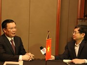 Vietnam espera recibir más inversiones sudcoreanas en sectores potenciales