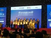 Anuncian las 500 empresas vietnamitas con mayor crecimiento en 2018