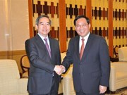Vietnam promete óptimas condiciones para empresas de Shanghái