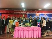 Localidades vietnamita y laosiana por luchar contra matrimonio y emigración ilegal