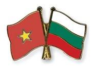 Intensifican lazos de amistad y cooperación Vietnam - Bulgaria