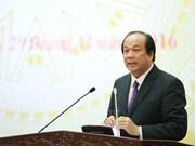 Vietnam y Francia comparten experiencias en construcción del gobierno electrónico
