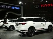 Efectúan la exposición internacional de automóviles de Indonesia