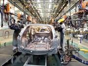 Grupo de auto Thaco traza alta meta para la fábrica en 2018