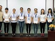 En Singapur gala de recaudación de fondos para estudiantes vietnamitas desfavorecidos