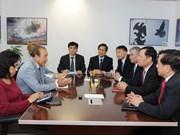 Vietnam y México intercambian experiencias en materia de información al exterior