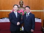 Comisión de Shanghái de la Conferencia Consultiva Política fortalece cooperación con Vietnam