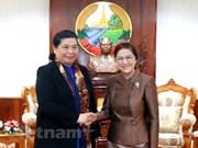 Vietnam y Laos refuerzan los lazos legislativos