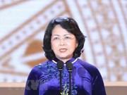 Vicepresidenta de Vietnam aboga por impulso de cooperación educativa con Australia