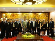 Hanoi exhorta a mayor presencia de inversores suecos